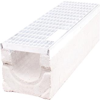 Afvoergoot glasvezelbeton L=500 VS maasrooster AMT