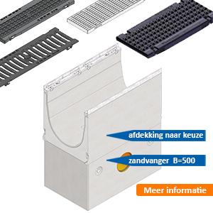 AMT - Zandvanger-L1000 B=500