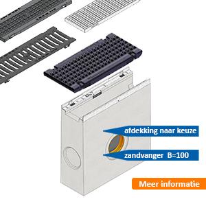 AMT - Zandvanger-L500 B=100