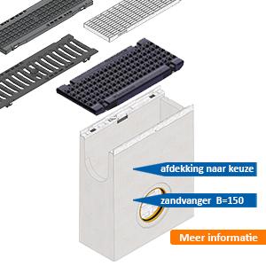 AMT - Zandvanger-L500 B=150