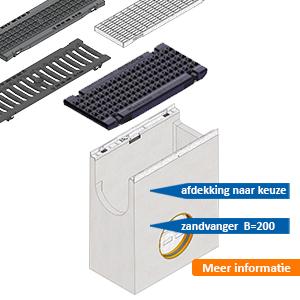AMT - Zandvanger-L500 B=200