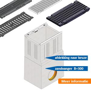 AMT - Zandvanger-L500 B=300