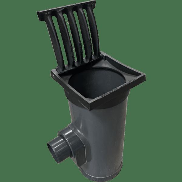 Straatkolk PVC/Gietijzer