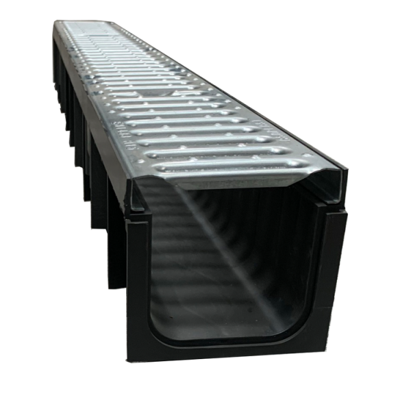 Afvoergoot-AMT-50W110GA serie kunststof draingoot