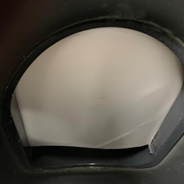 PVC Kolk (uitneembaar) Stankslot AMT