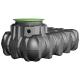 AMT-Platium-regenwatertank met beperkte inbouwdiepte