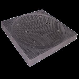 AMT-535HE800SD composiet deksel AMT D400